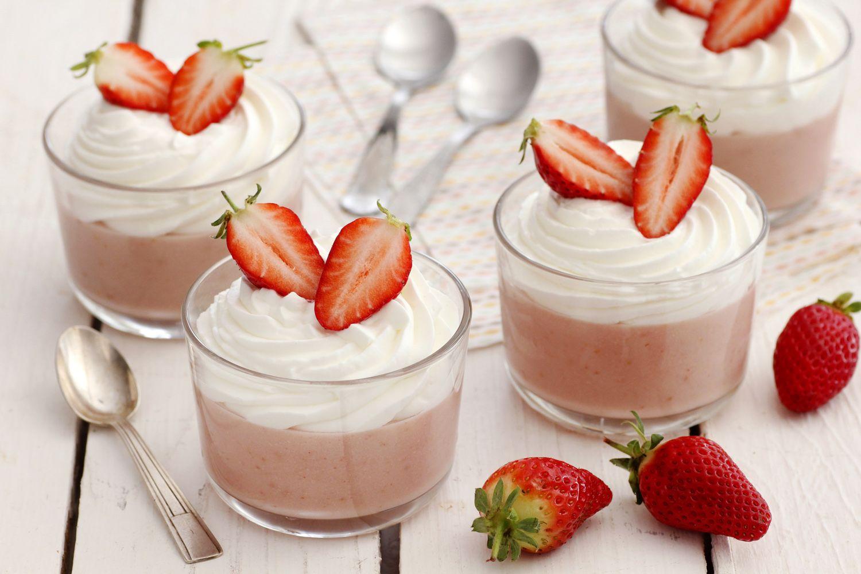 מילקי תות ושוקולד לבן