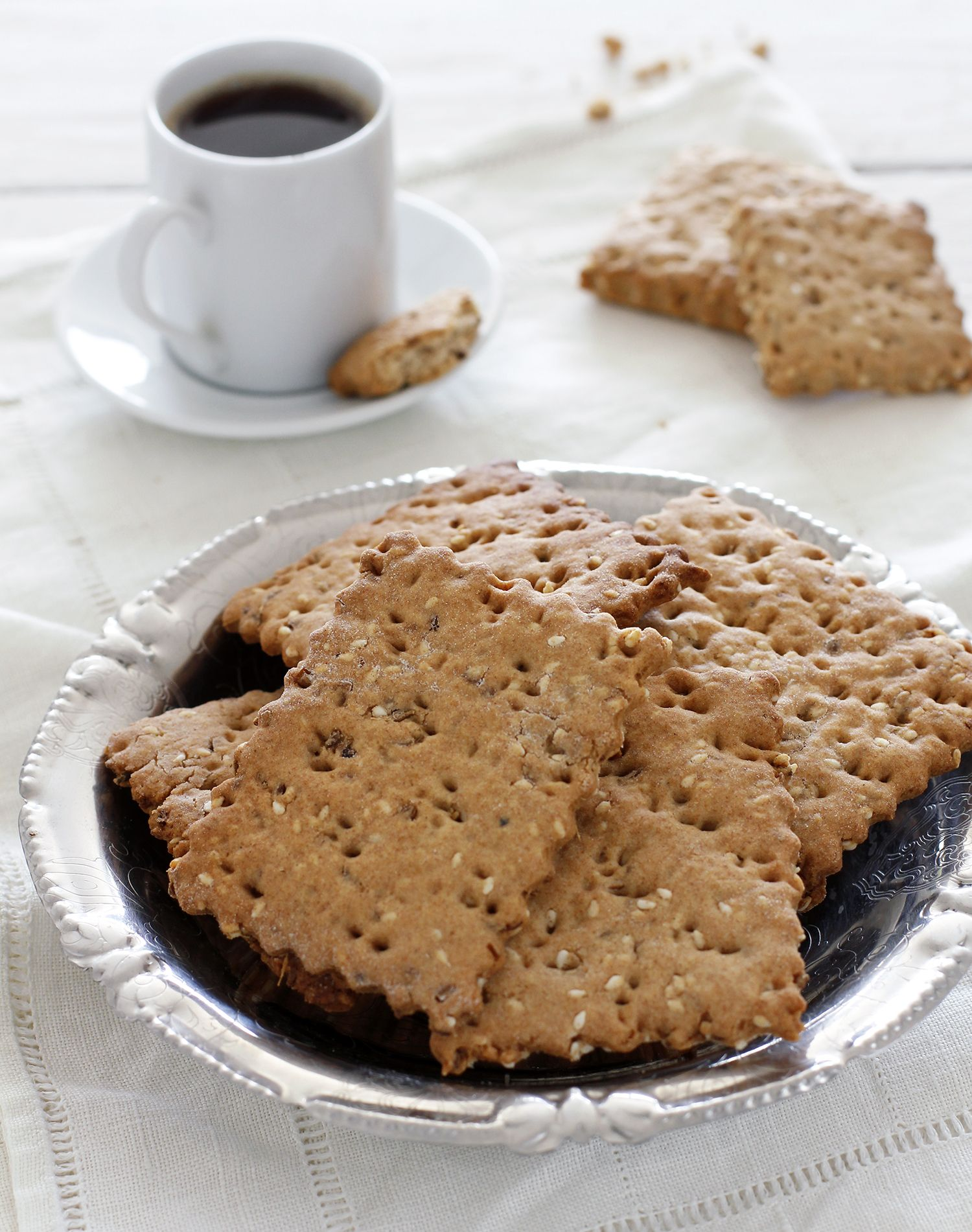 Moroccan Rifat Cookies