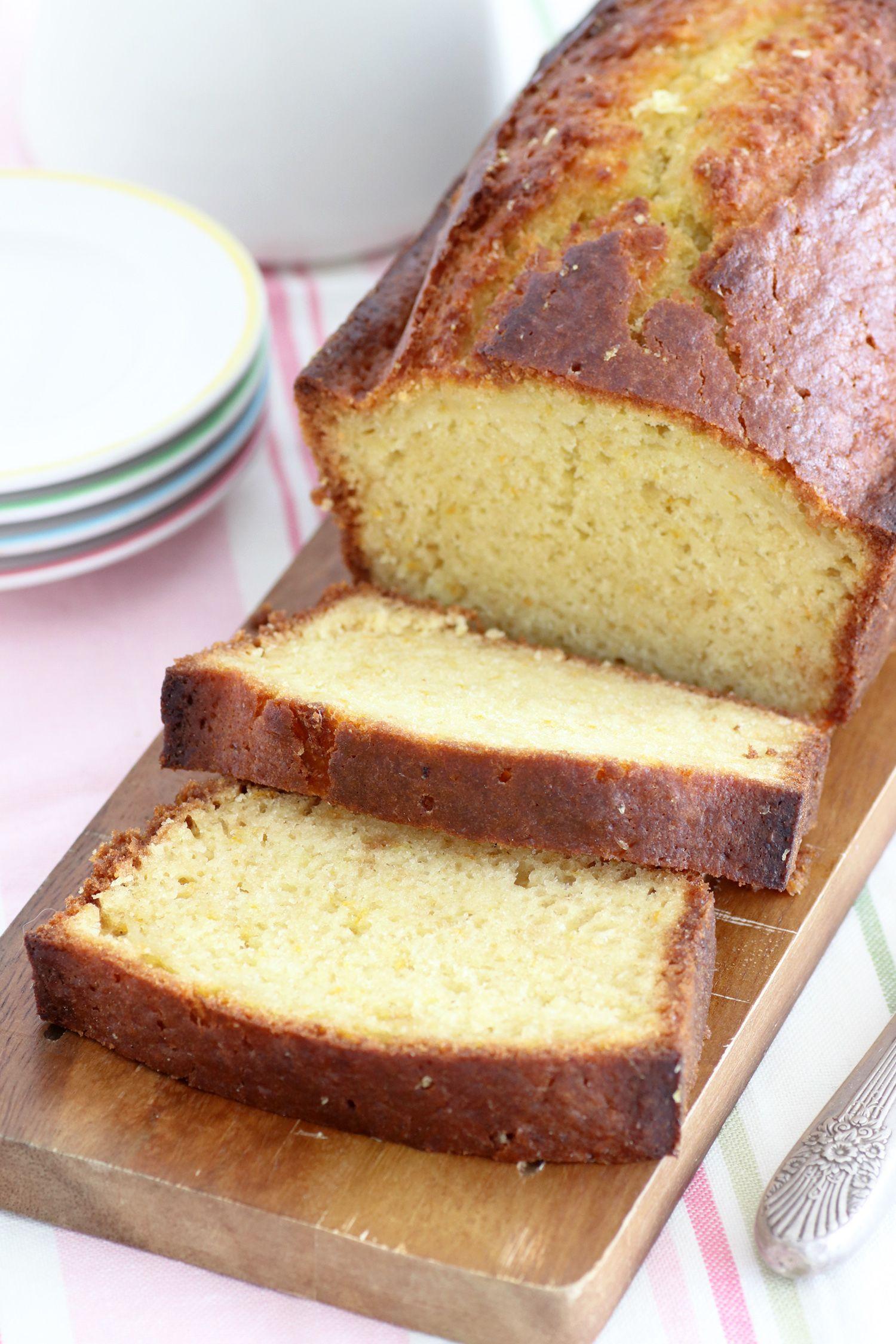 Ginger Orange Cake