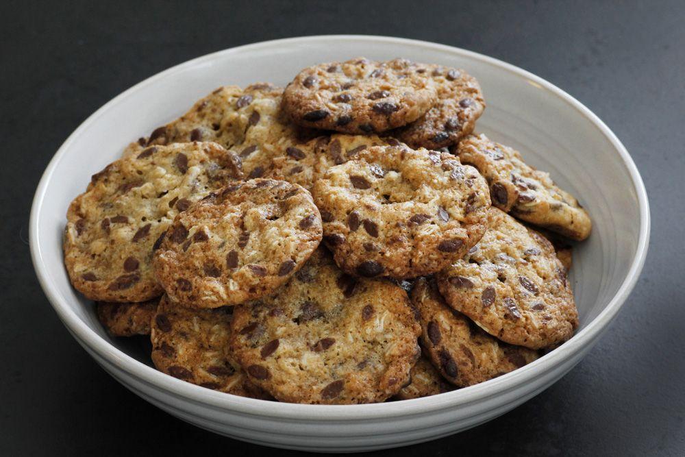 עוגיות שוקולד צ'יפס קלאסיות   צילום: נטלי לוין