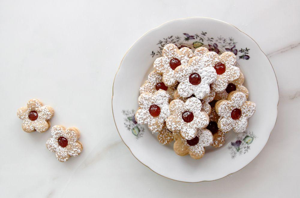 עוגיות סנדוויץ' ריבה   צילום: נטלי לוין