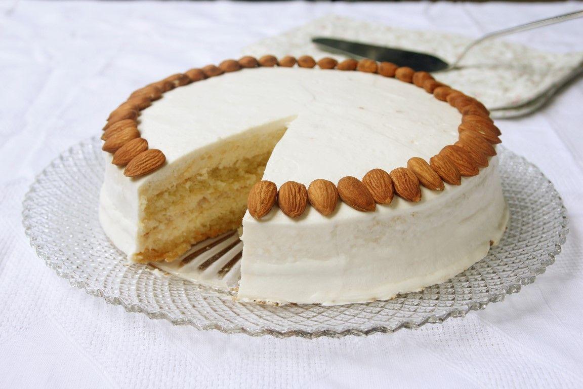 Honey Coconut Cake