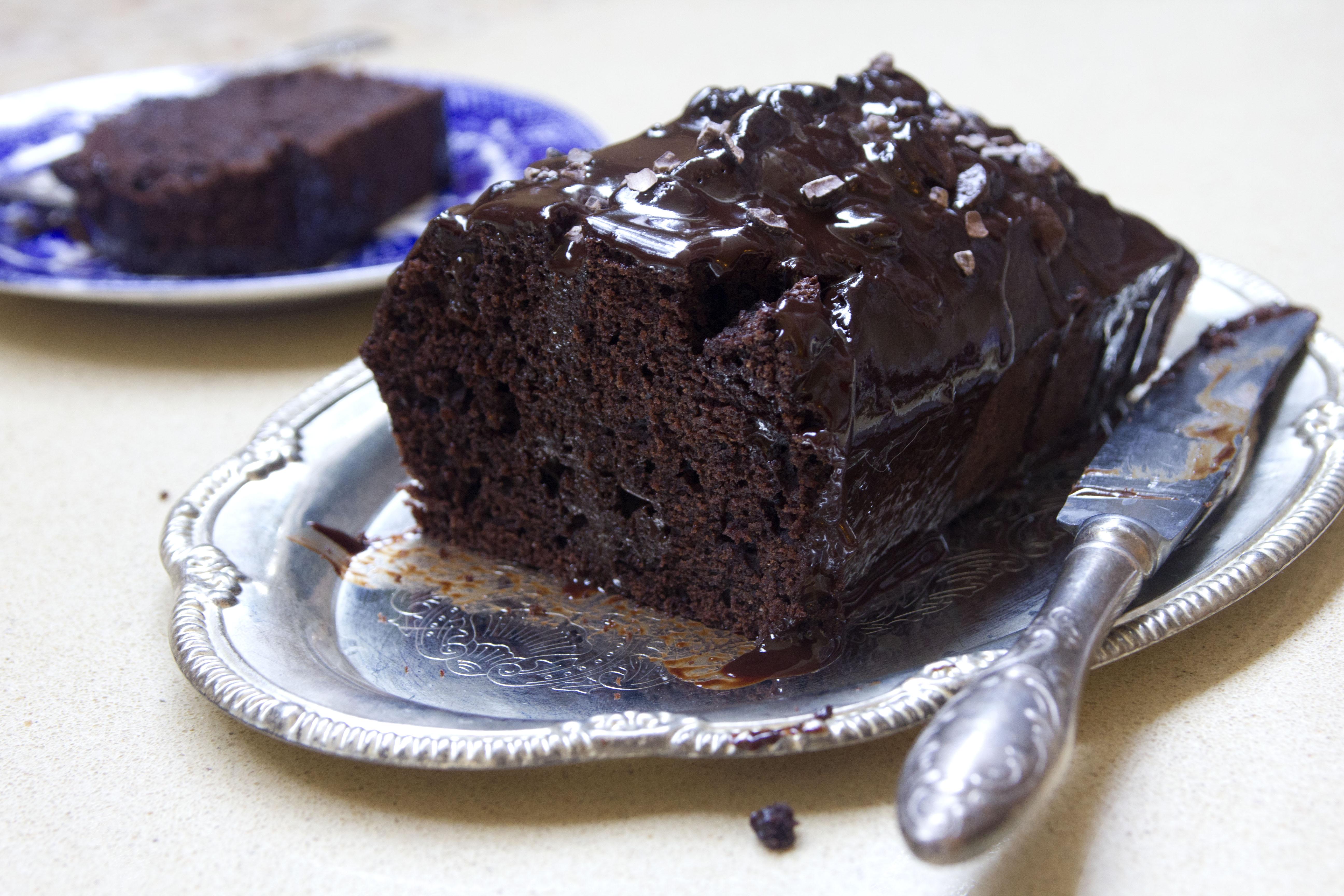 עוגת שוקולד מקסיקנית