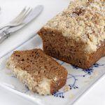 עוגת דבש, קפה ואגוזי פקאן