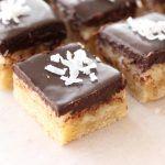חיתוכיות שוקולד וקוקוס | צילום: אפרת ליכטנשטט