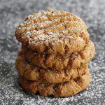 עוגיות חמאת בוטנים ופולנטה