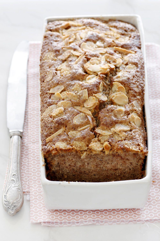 10 מתכונים לעוגות דבש: עוגת דבש עם אגוזים וקינמון