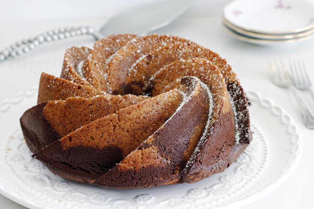 עוגת שיש נוסטלגית