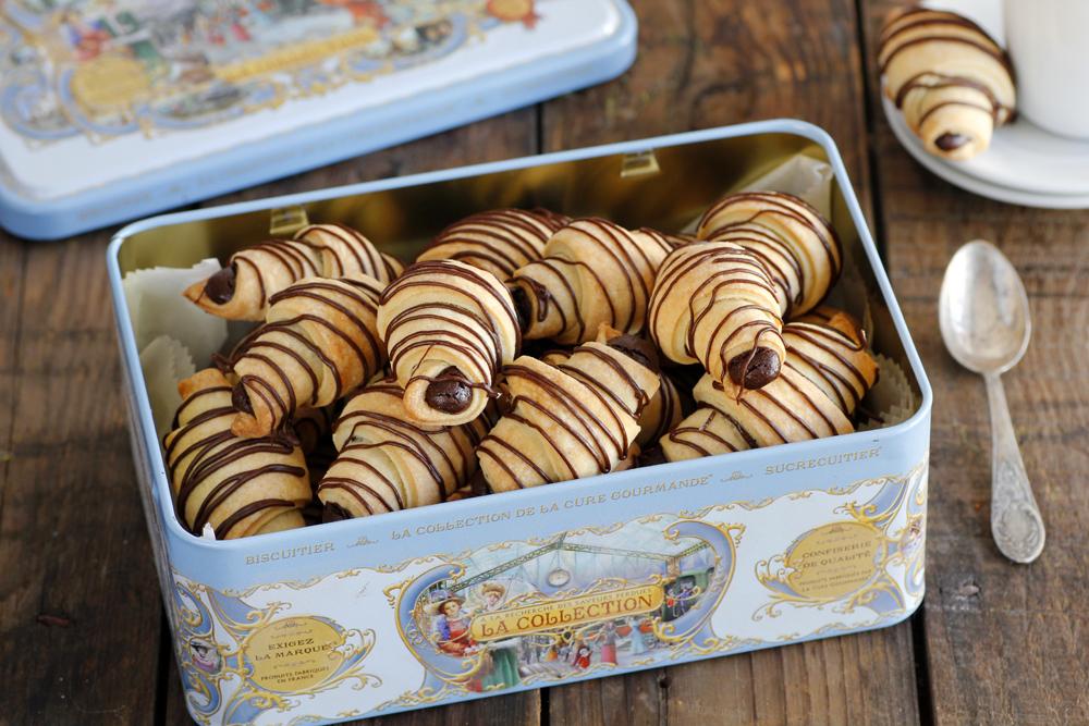 עוגיות רוגלעך שוקולד
