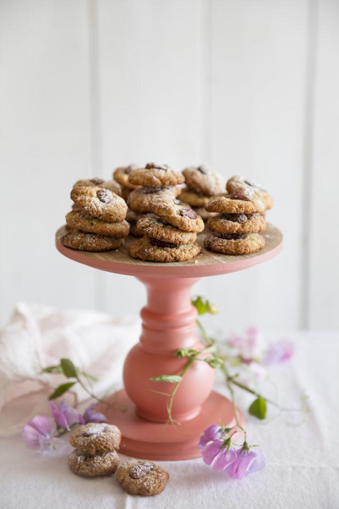 עוגיות טחינה ושקדים ללא גלוטן
