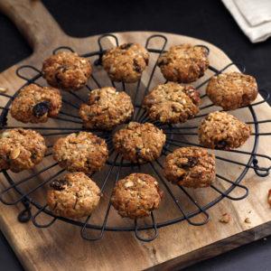 עוגיות גרנולה מפתיעות