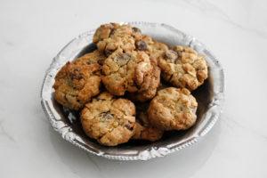 עוגיות קשיו, קוקוס ושוקולד חלב