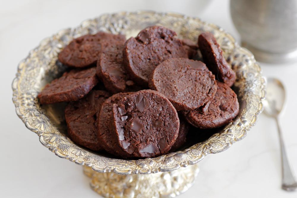 עוגיות שוקולד ומלח ים של פייר ארמה