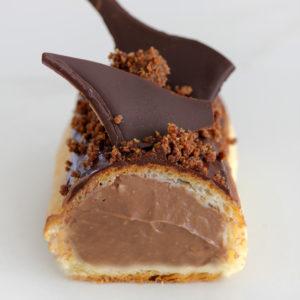 אקלר שוקולד קלאסי
