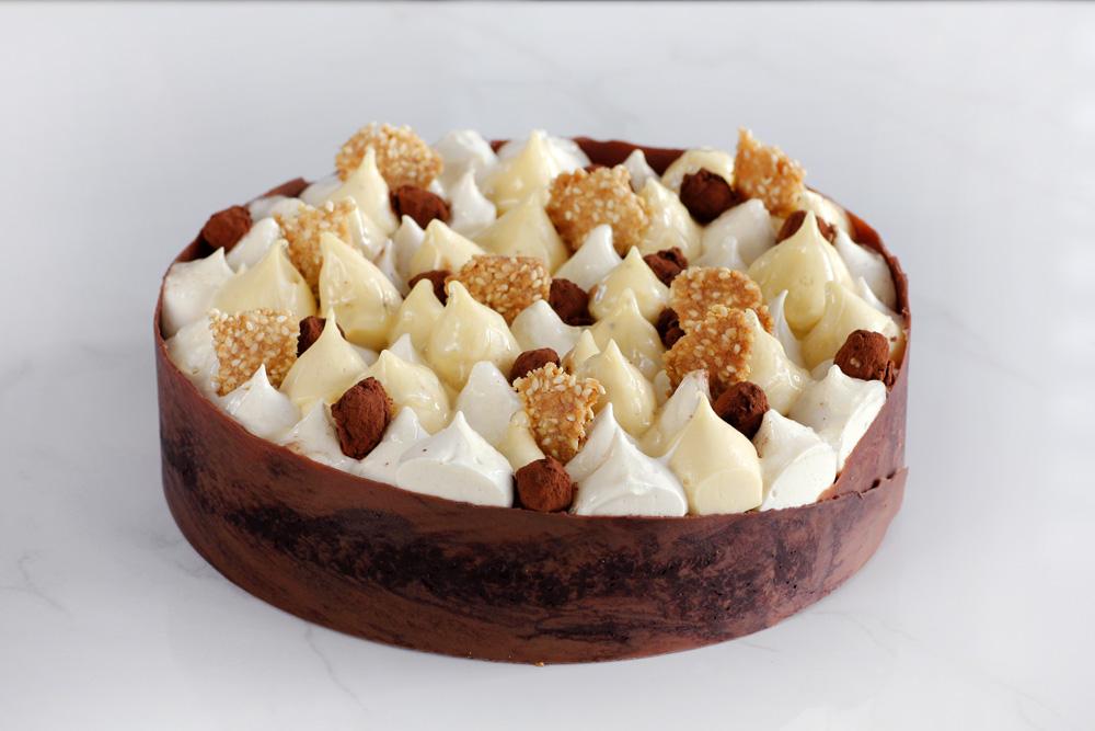 ARABICA – Sesame Coffee Cake