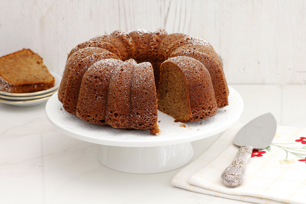 The Perfect Honey Cake