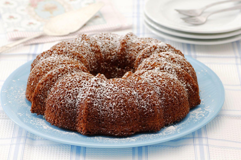 Whole Spelt Orange Cake