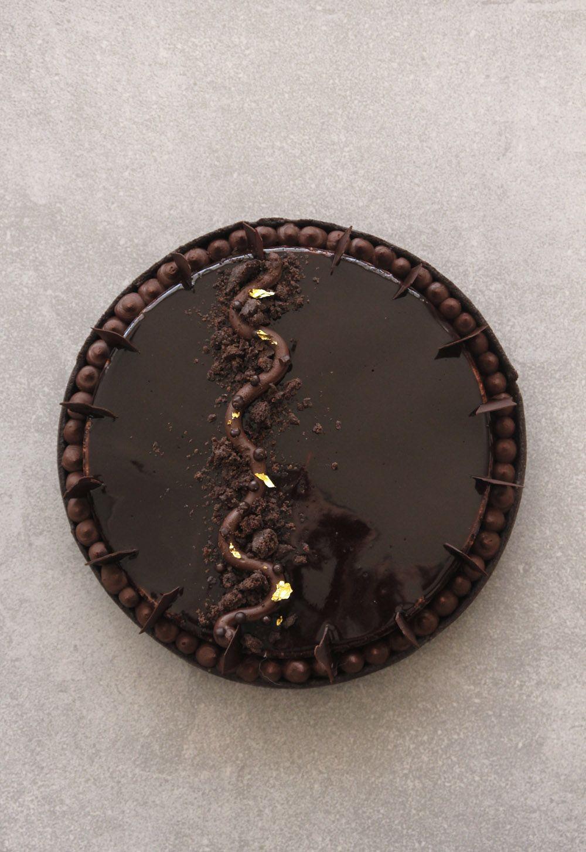 טארט שוקולד למכורים בלבד