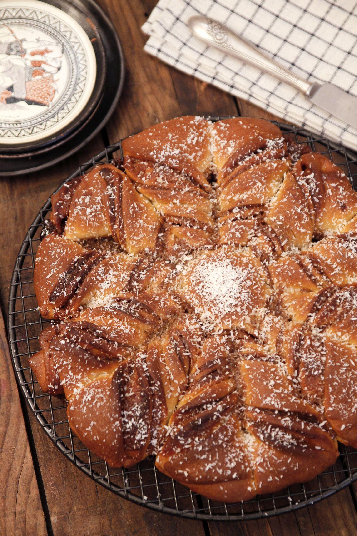 עוגת שמרים אלפחורס
