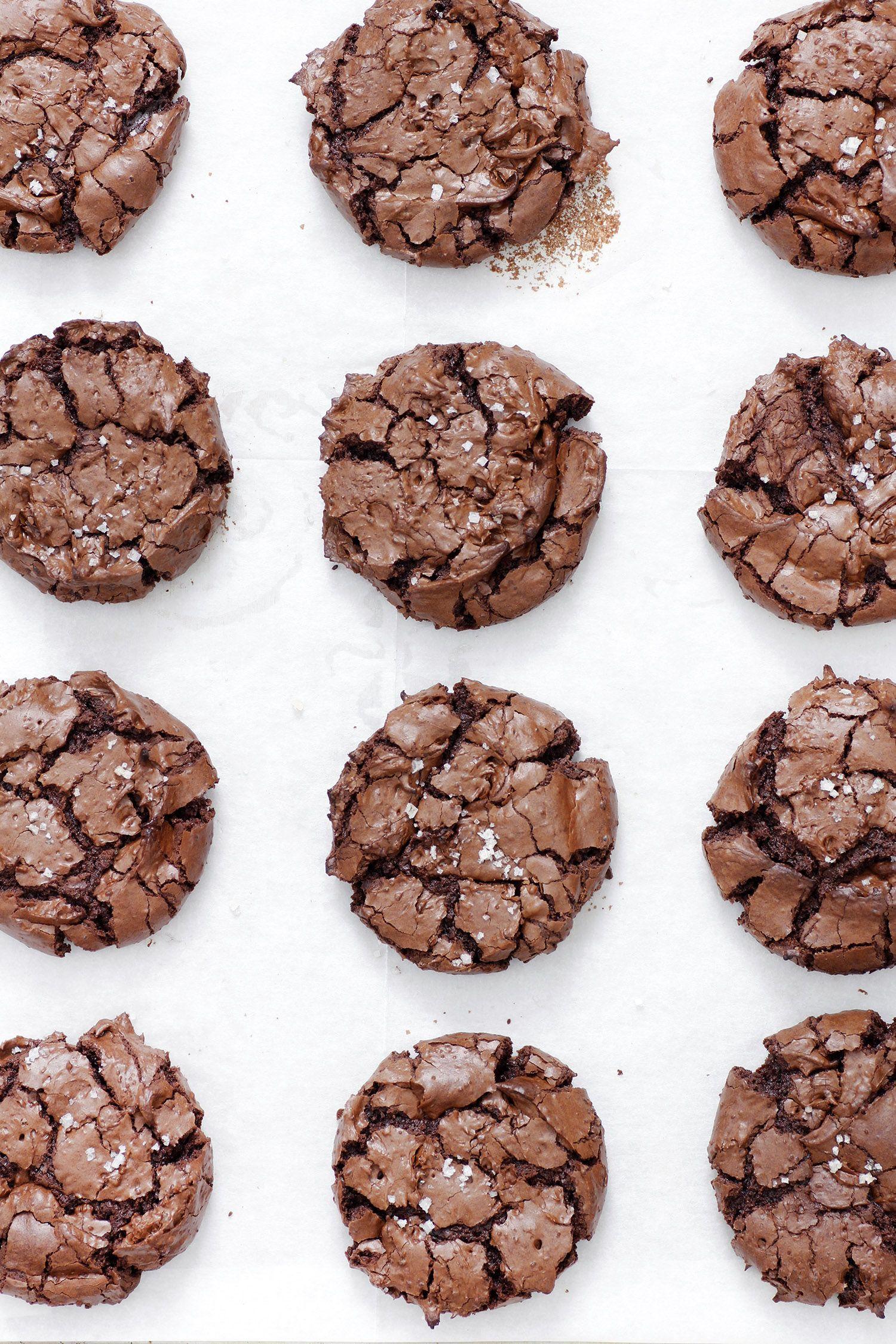 עוגיות בראוניז שוקולד ללא גלוטן
