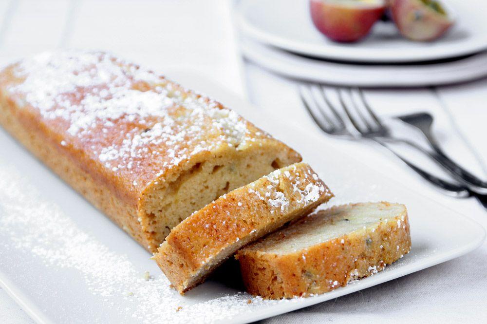 10 מתכונים לעוגות דבש: עוגת דבש ופסיפלורה