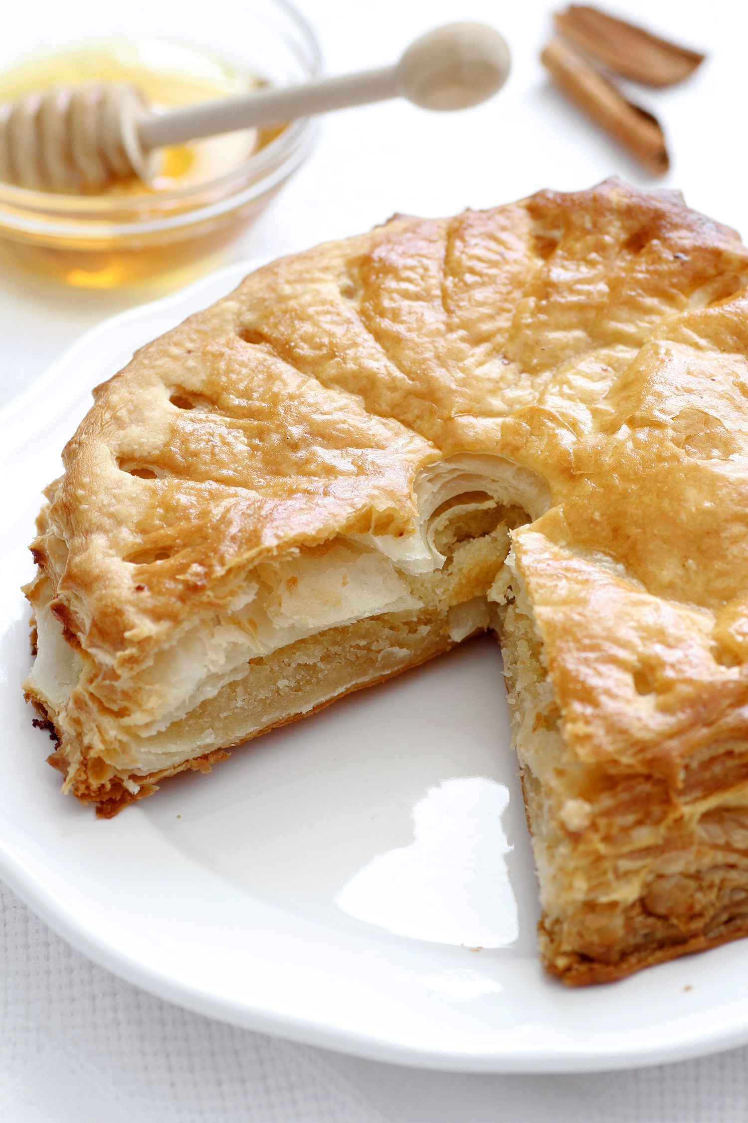 Galette des Rois - The King's Cake