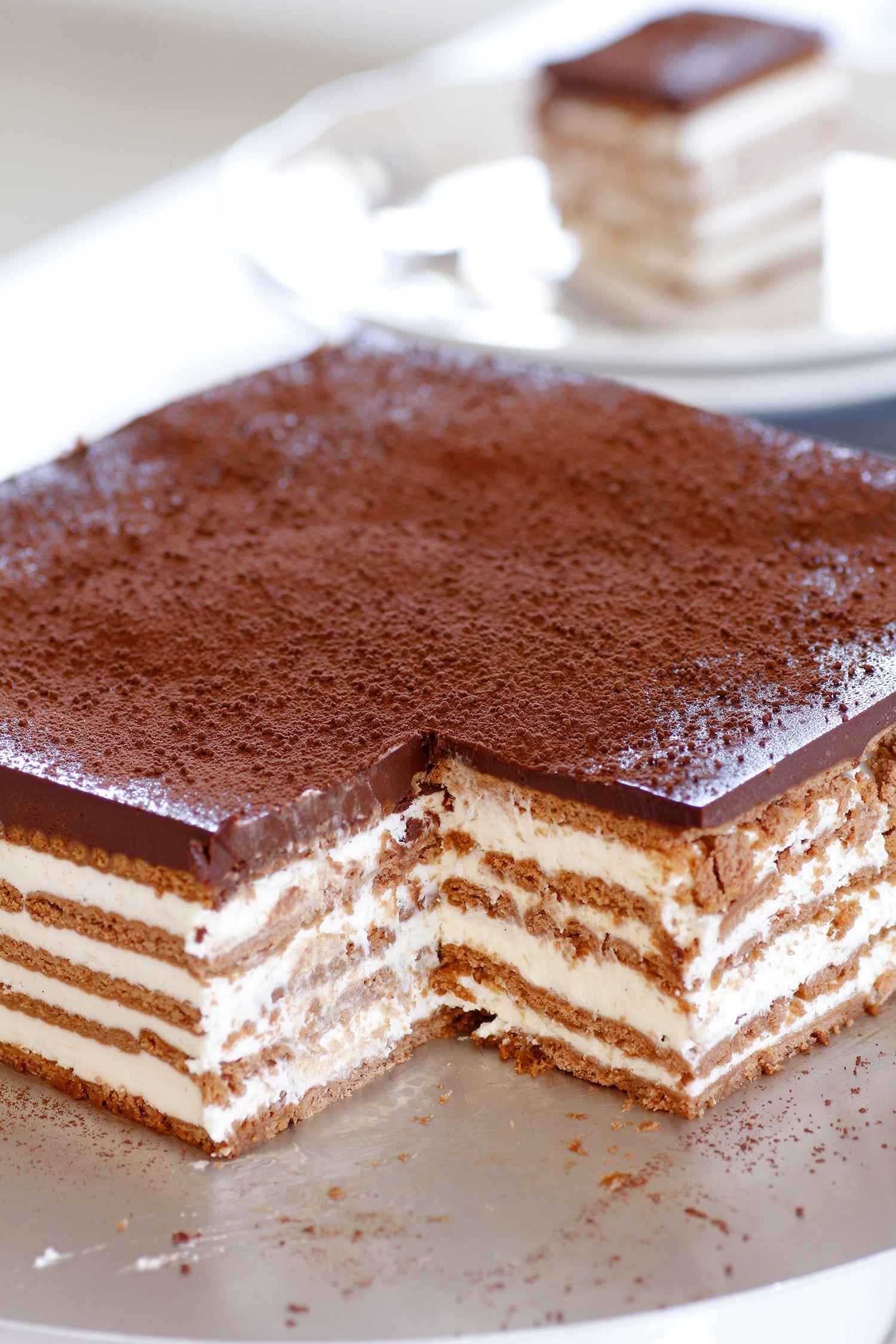 עוגת ביסקוויטים טירמיסו | צילום: נטלי לוין
