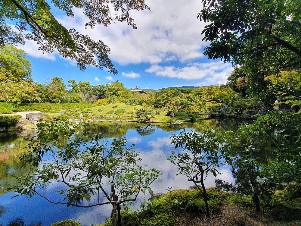גן Isuien בנארה