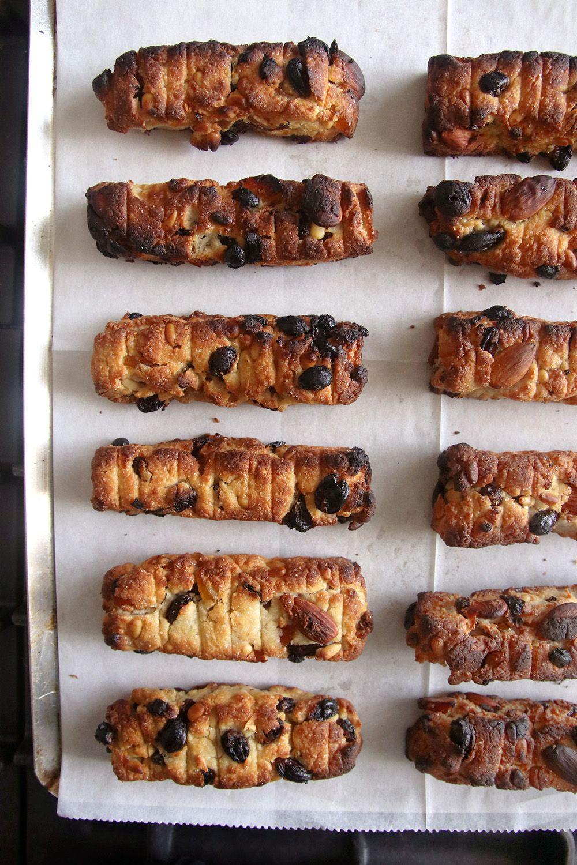 עוגיות ביסקוטי רומאיות יהודיות – Pizza Ebraica | צילום: נטלי לוין