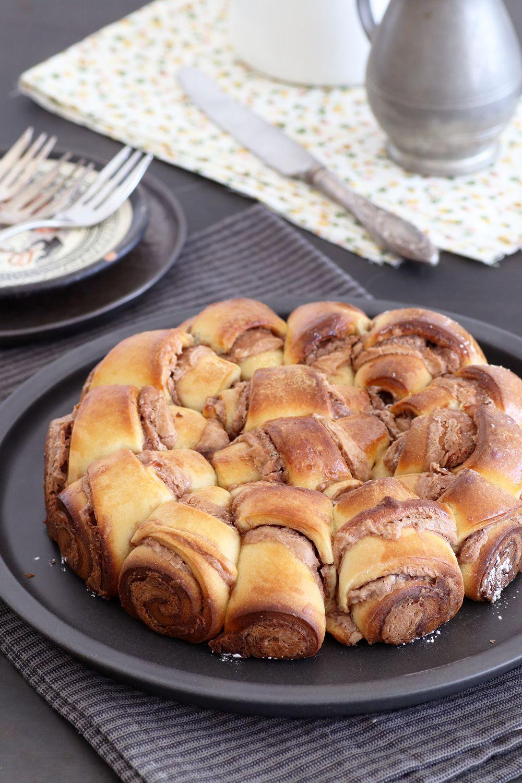 עוגת רוגלעך בננה ופקאן | צילום: נטלי לוין
