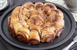 עוגת רוגלעך בננה פקאן