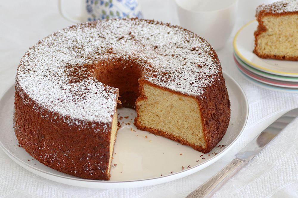 עוגת שיפון תפוזים | צילום: נטלי לוין