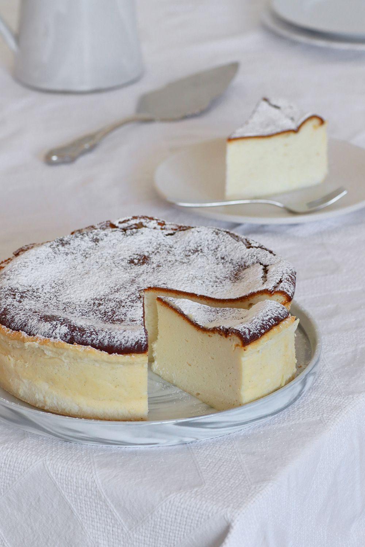 עוגת גבינה גבוהה במיוחד | צילום: נטלי לוין