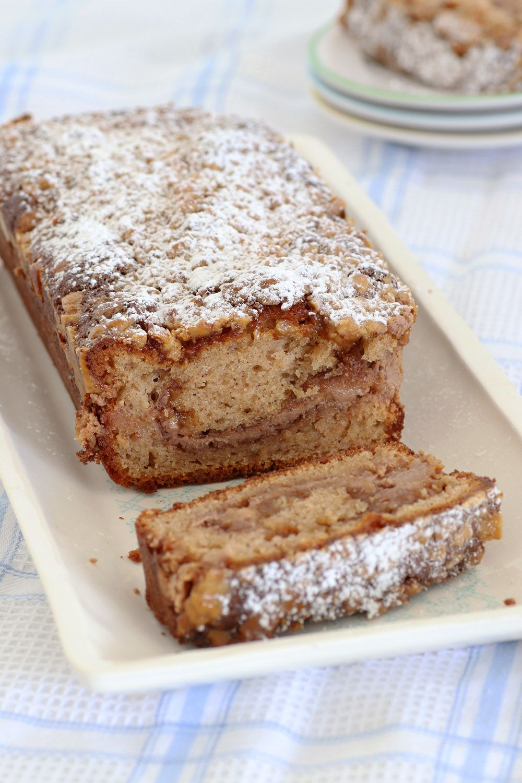 עוגת שיש שקדים | צילום: נטלי לוין