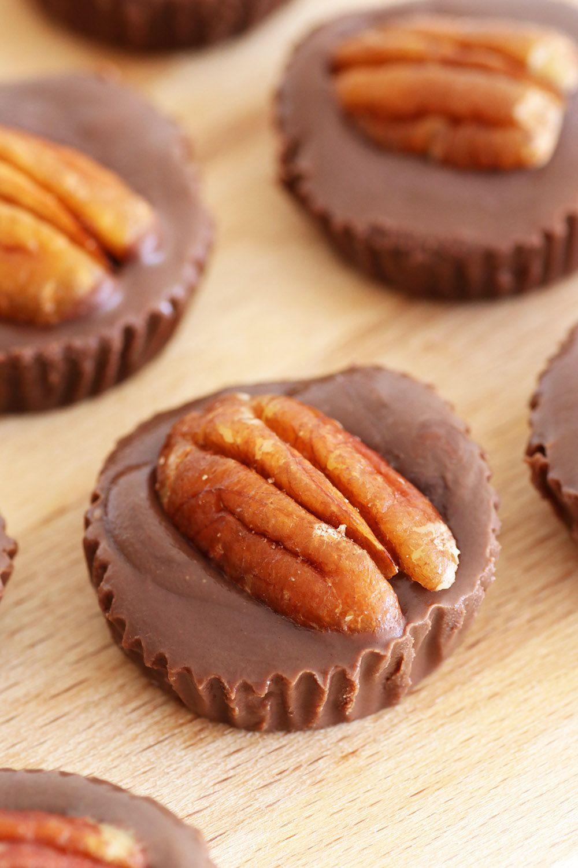 ממתק שוקולד ופקאן | צילום: נטלי לוין