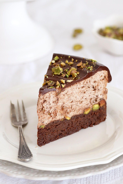 עוגת קרמבו שוקולד ופיסטוק | צילום: נטלי לוין