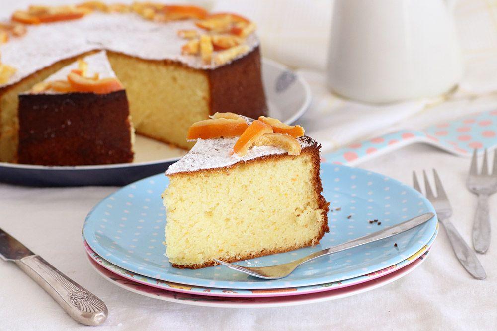 עוגת תפוזים נוסטלגית של פעם | צילום: נטלי לוין