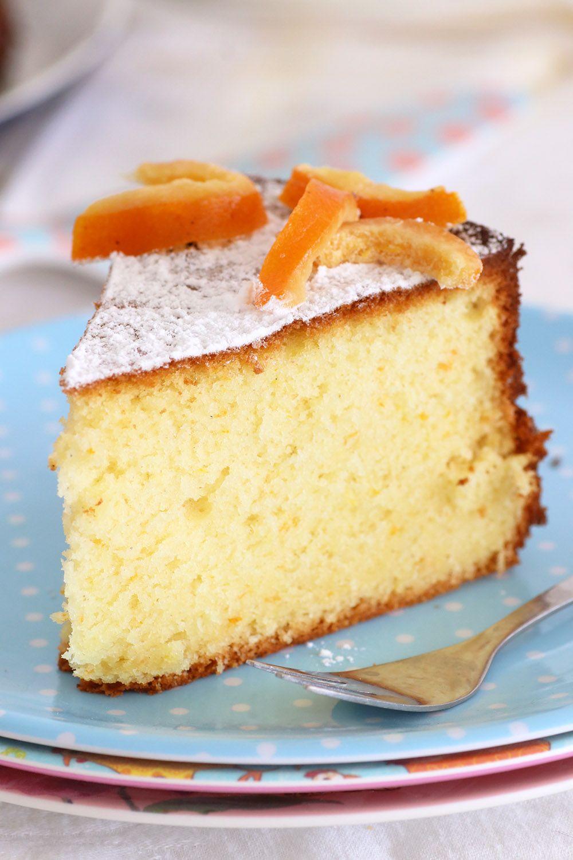 עוגת תפוזים נוסטלגית של פעם   צילום: נטלי לוין