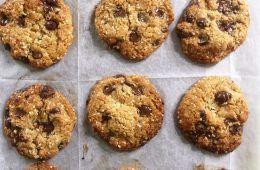 עוגיות שוקולד צ'יפס ללא גלוטן | צילום: נטלי לוין