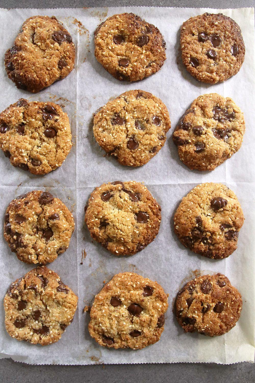 עוגיות שוקולד צ'יפס | צילום: נטלי לוין