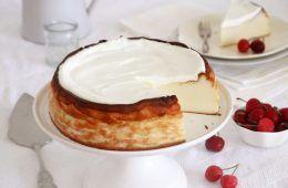 עוגת גבינה פשוטה וקלה | צילום: נטלי לוין