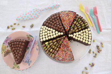 עוגת שוקולד ללא גלוטן | צילום: נטלי לוין