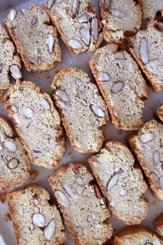 עוגיות מנדלברויט | צילום: נטלי לוין