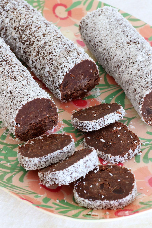 נקניק דאבל שוקולד פאדג' | צילום: נטלי לוין