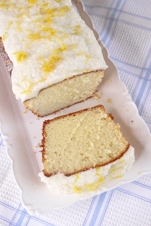 עוגת לימון כמו בסטארבקס   צילום: נטלי לוין