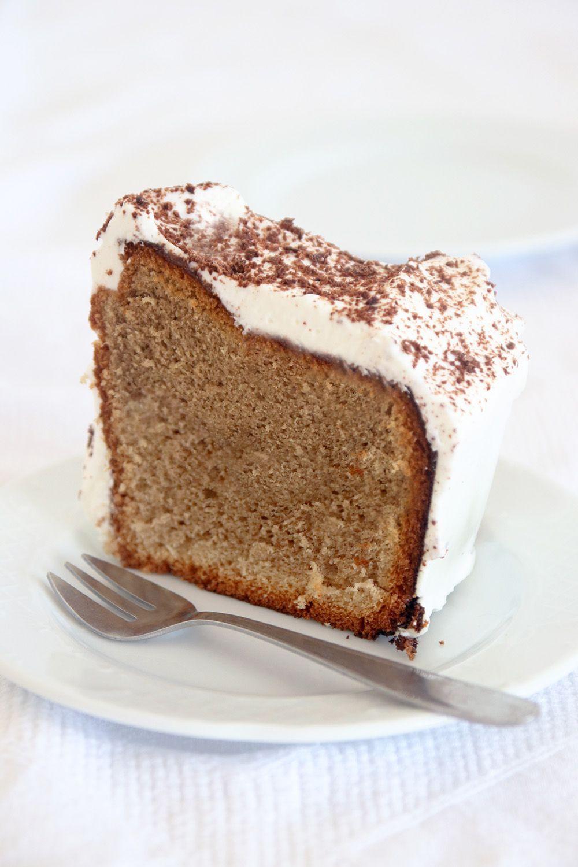 עוגת שיפון קפה | צילום: נטלי לוין