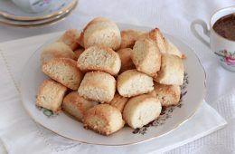 עוגיות תה פשוטות של סבתא בלה   צילום: נטלי לוין