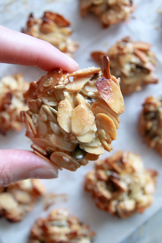 עוגיות פיצוחים | צילום: נטלי לוין