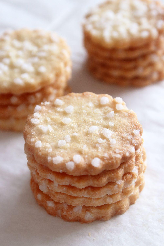 עוגיות וניל | צילום: נטלי לוין