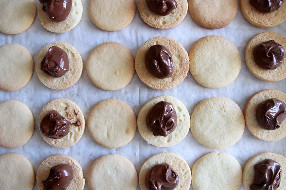 אלפחורס שוקולד בסגנון הוואנה | צילום: נטלי לוין